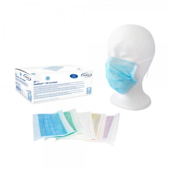 Medizinische Gesichtsmaske...