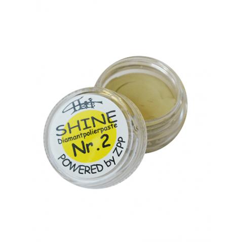 Shine Nr. 2 Polierpaste, 5g