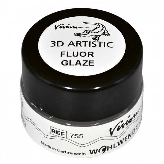 Vision 3D Artistic Fluor...