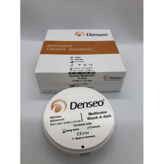 Denseo Multicolor 98x22 dark A