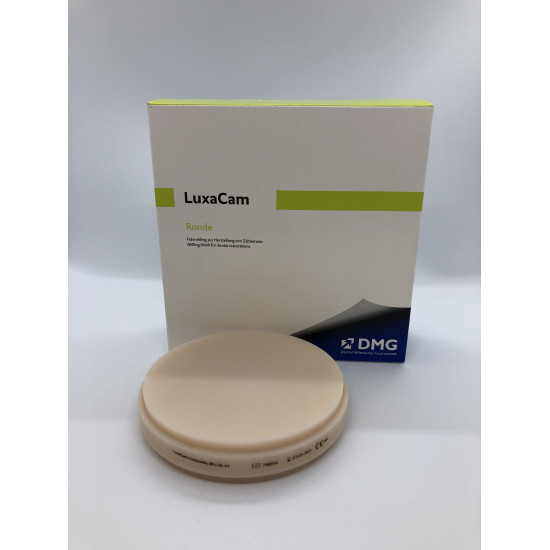 DMG LuxaCam Composite 98x20 A2